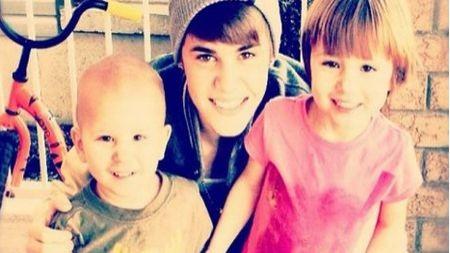 Justin Bieber comparte foto de su navidad