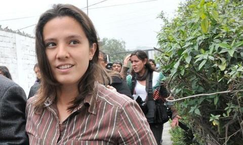 Rosario Ponce: 'No hubo tercera persona en el Colca'
