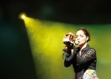 Saywa es finalista en Festival de Viña del Mar 2012