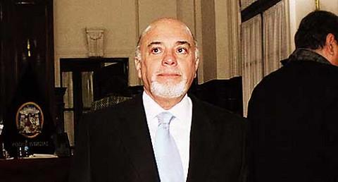 Mañana se definiría la suerte del ex ministro Rómulo León