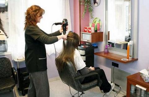 Sepa que tan rentable es abrir un sal n de belleza - Salones de peluqueria decoracion fotos ...