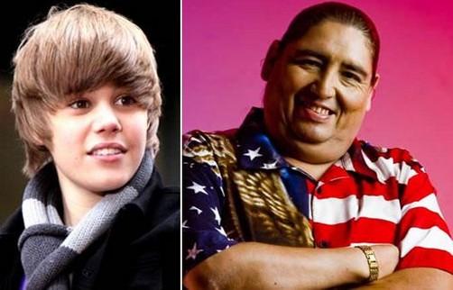 Justin Bieber canta su éxito 'Baby' con Tongo