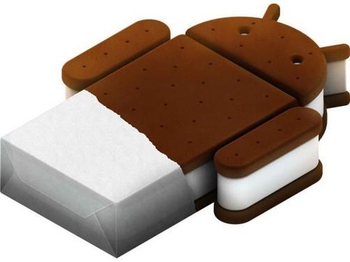 Ice Cream Sandwich aterriza en Motorola