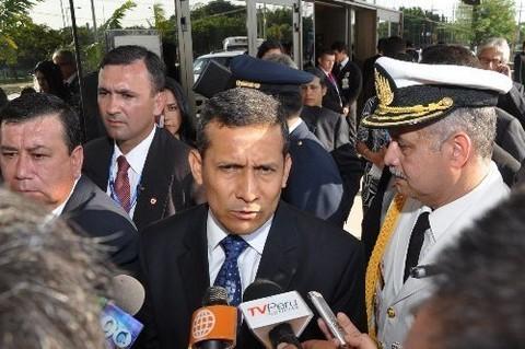 Humala: Sendero Luminoso y MRTA están derrotados