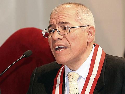 El CNM investigará a César San Martín