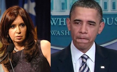 Obama acusa: 'Argentina no actuó de buena fe'