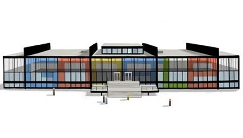 Google rinde homenaje con un doodle al arquitecto Ludwig Mies van der Rohe
