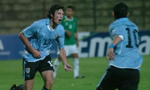 Eligen a la selección de Uruguay como la mejor de Sudamérica