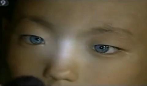 Conoce a Nong Youhui, el niño chino que puede ver en la oscuridad