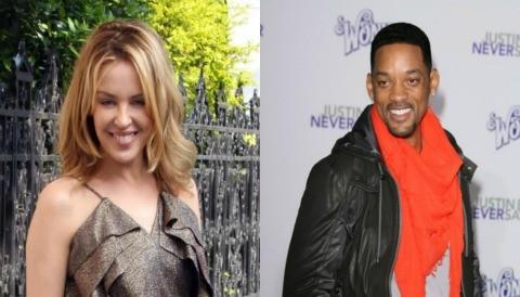 Kylie Minogue y Will Smith portarán la antorcha olímpica