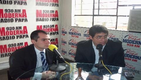 Entrevista a Renzo Ibañez