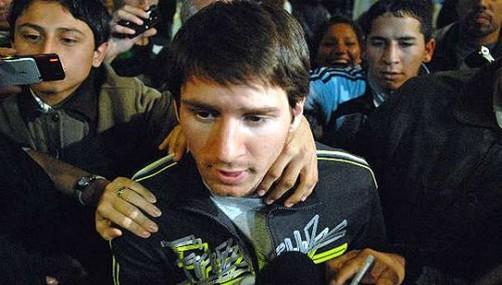 Messi: Argentina confiaba en ganar la Copa América