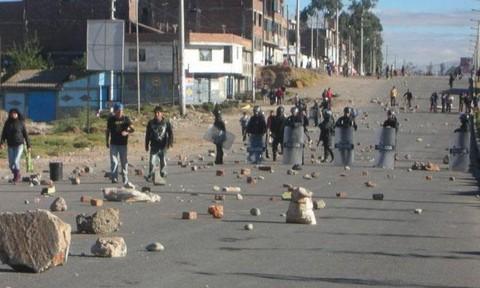 Frente de Defensa Ambiental de Cajamarca rechaza acuerdos de autoridades con la PCM