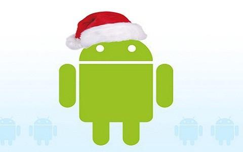 Navidad produjo activación de 3.7 millones de terminales Android