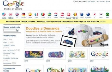 En estas fiestas regala un 'doodle' de Google