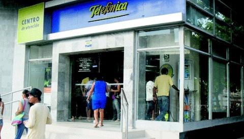 Telefónica renovaría contrato con Gobierno peruano por 12 años