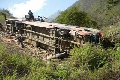 Huancavelica: Accidente deja 4 muertos y 22 heridos de gravedad