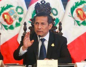 Ollanta Humala acortará su estancia en Paraguay por sismo en Ica