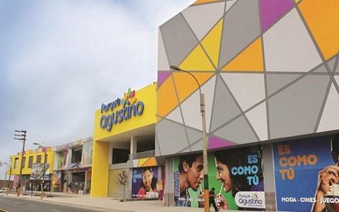 Graña y Montero inauguró centro comercial Parque Agustino