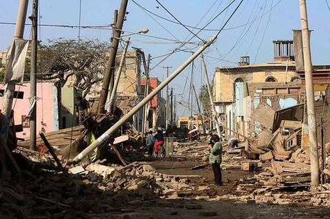 Perú sufrió de 148 sismos este 2011, informó IGP