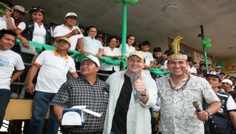 Ministro Tejada presentó pruebas rápidas para detectar el dengue