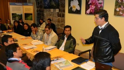 Trabajo con regiones es vital para constitución de Sistemas Regionales de Conservación de Áreas Naturales Protegidas