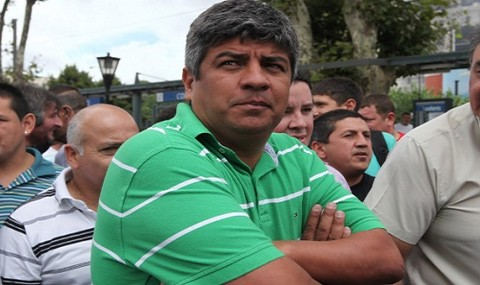 Pablo Moyano a Cristina Fernández: 'Haremos convocatoria si no nos escuchan'
