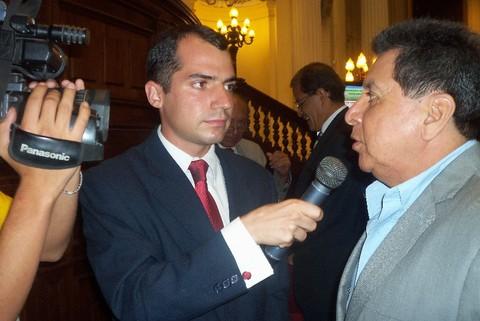 Congresista José León Rivera: 'El Congreso atraviesa un desgaste natural'
