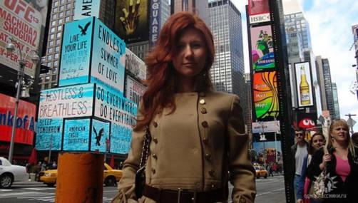 Conozca a la bella joven rusa que saltó a la fama tras ser acusada de espionaje en EE.UU.