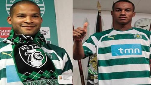 Alberto Rodríguez y André Carrillo listos para debutar en Sporting Lisboa
