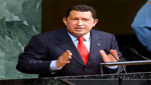 Sale video que muestra a presidente Chávez en sesión de ejercicios (VIDEO)