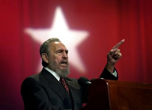 Fidel Castro insultó a Barack Obama