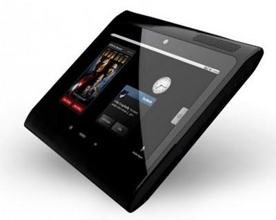 Sony lanzó hoy su tableta