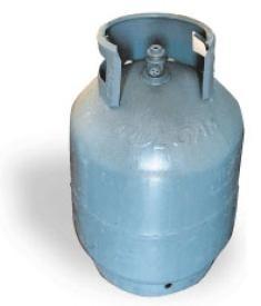Balón de gas sube a 50 soles en Cajamarca por paro