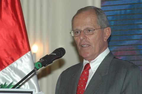 PPK: 'Futuro económico de Perú está en manos de China'