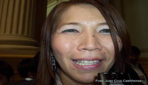 Congresista Maria Cordero: 'Los que hemos sido electos por el pueblo somos responsables de nuestros actos'
