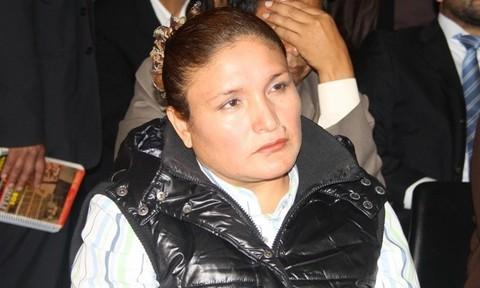 Abencia Meza estaría sufriendo depresión en la cárcel