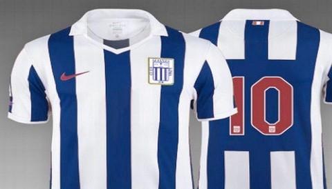 Nueva Camiseta De Alianza Lima Ser   Presentada Este Mi  Rcoles