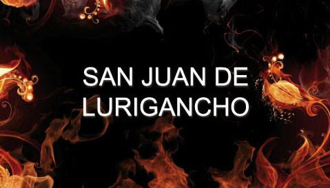 A propósito de lo de S. J. de Lurigancho