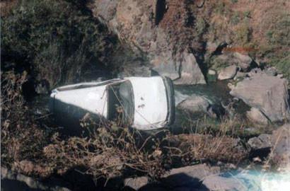 Huarochirí: Accidente dejó un muerto y tres heridos