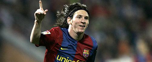 Así llegó Lionel Messi a ser fichado por el Barcelona