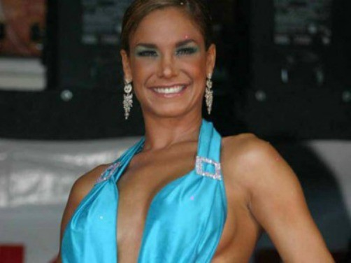 Liz Vega al desnudo para Playboy