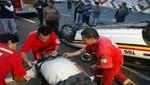 Bomberos atendieron cerca de 160 emergencias en Lima y Callao durante Año Nuevo