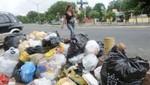 Se recogieron 100 toneladas de basura adicionales por festejos de Año Nuevo
