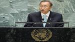 Ban Ki-moon al frente por segunda vez de la ONU