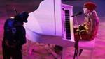 Video: Justin Bieber junto a Santana interpreta 'Let It Be'