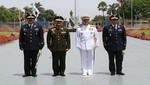 Comando Conjunto de las Fuerzas Armadas celebra su 55 aniversario