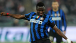 Muntari defenderá sedas del AC Milan