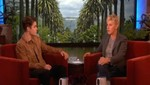 Justin Bieber recibe sorpresa de cumpleaños en 'The Ellen DeGeneres Show' (Video)