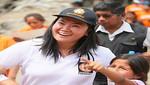 Keiko Fujimori: 'La prioridad es que mi padre se restablezca'